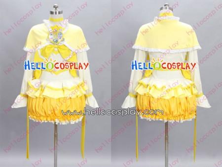 Suite PreCure Cospay Dress Cure Muse Costume
