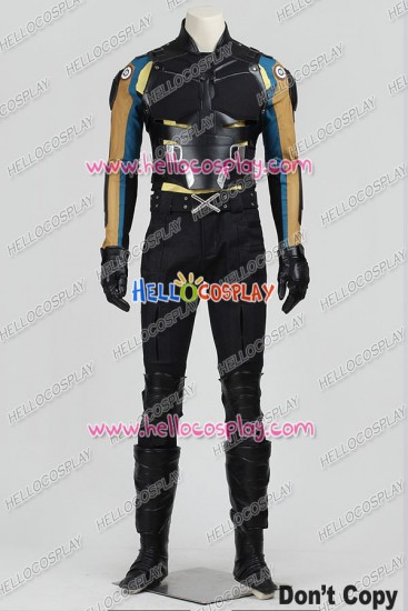 X-Men: Apocalypse Logan Wolverine Uniform Cosplay Costume