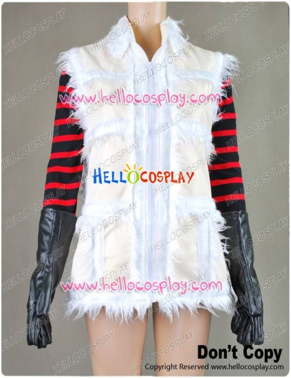 Death Note Matt Cosplay Costume Vest Red Shirt