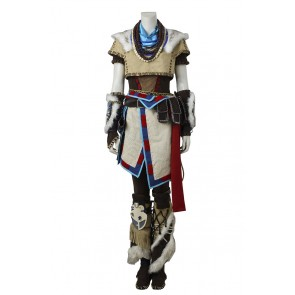 Horizon Zero Dawn Aloy Cosplay Costume Full Set Suit