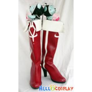 Puella Magi Madoka Magica Kyoko Sakura Boots New
