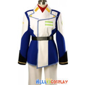 Kira Yamato Cosplay New Rank Uniform From Gundam Seed