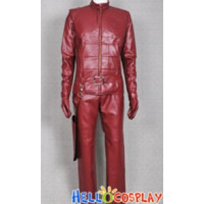 Daredevil Matt Murdock Cosplay Costume Red