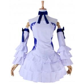 Fairy Tail Cosplay Lucy Heartfilia Tenrou Island Stellar Costume