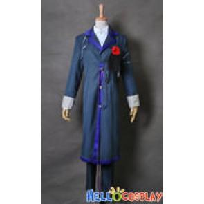 Vocaloid 2 Cosplay Kamui Gakupo Costume Imitation Black Version