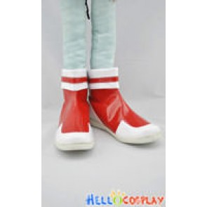 Powerpuff Girls Z Cosplay Blossom Shoes