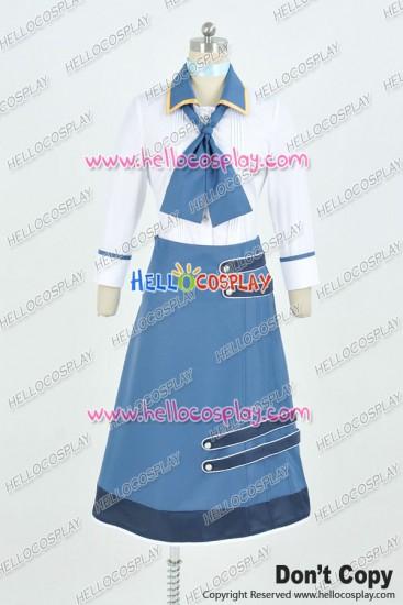 BioShock Cosplay Infinite Elizabeth Lady Uniform Costume