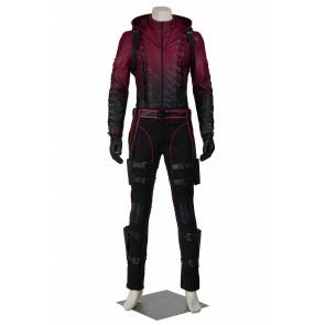 Green Arrow 3 Roy Harper Cosplay Costume