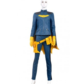 Batman Arkham City Batgirl Catwoman Cosplay Costume
