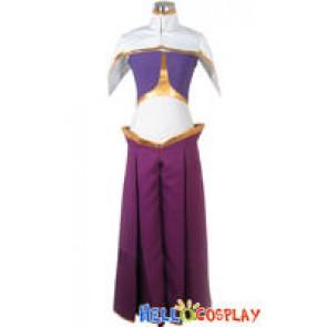 Gundam Seed Meer Campbell Cosplay Costume