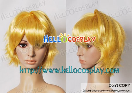 Pandora Hearts Oz Vessalius Cosplay Wig