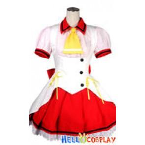 Maid Dress Smile Cafe Unfiorm