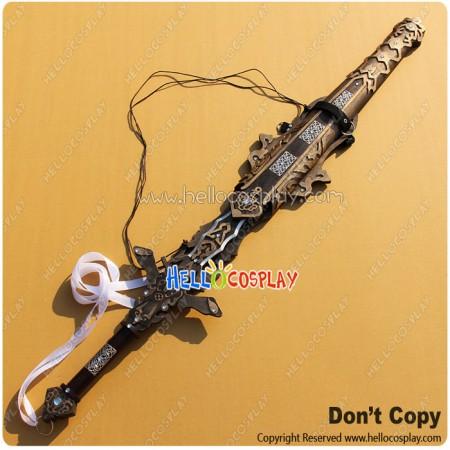 Pili Glove Puppetry Cosplay Yi Qixing Sword Scabbard Weapon Prop
