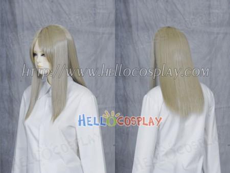 Tan 50cm Cosplay Straight Wig
