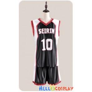 Kuroko No Basuke Kurokos Basketball Cosplay Seirin Taiga Kagami Short Costume