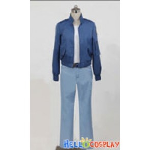 Tiger Bunny Sky High Cosplay Poseidon Line Uniform