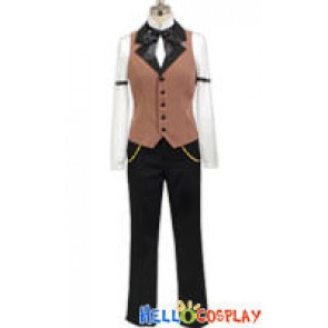 Black Butler II Cosplay Thompson Timber Cantebury Costume