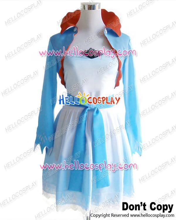 7a9dd4533517a RWBY Cosplay White Trailer Weiss Schnee Uniform Costume