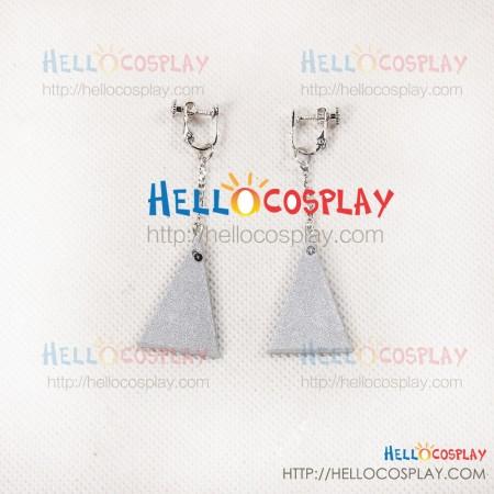 Fire Emblem Echoes Cosplay Celica Earrings Prop