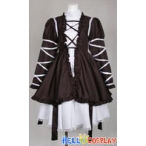 Touhou Project Cosplay Byakuren Hiziri Costume