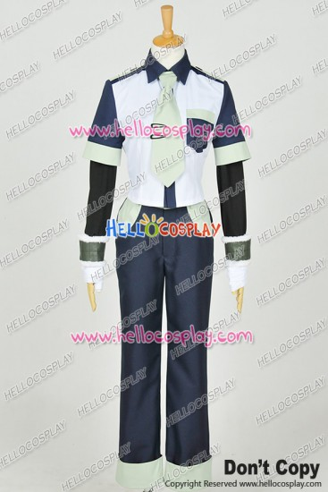 Dramatical Murder DMMD Cosplay Noiz Uniform Costume Full Set