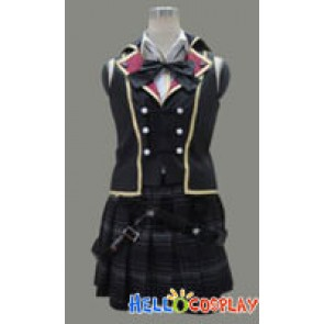 Final Fantasy Type-0 Cosplay Rem Tokimiya Costume