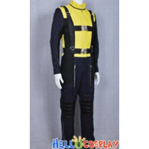 X-men First Class Erik Lehnsherr Cosplay Costume