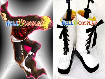 Katekyo Hitman Reborn Cosplay Reborn Boots