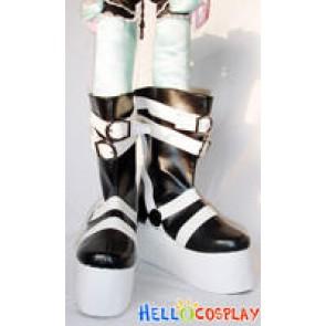 Soul Eater Cosplay Maka Albarn Boots High Soles