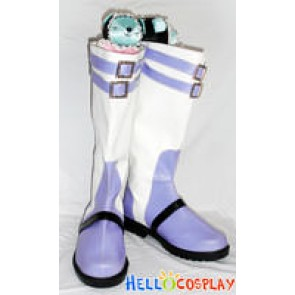 Tales of Symphonia Cosplay Kratos Aurion Boots