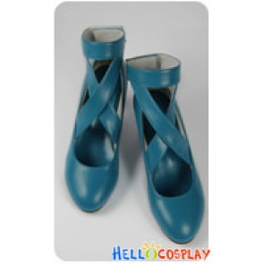 Sailor Moon Cosplay Sailor Neptune Michiru Kaioh Shoes