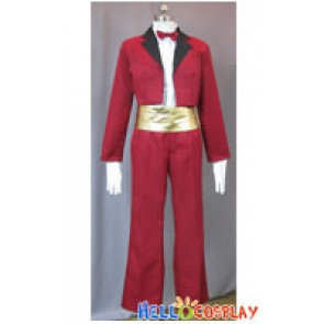 The King Of Fighters 94 Art Of Fighting Cosplay King Costume