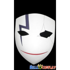 Darker Than Black Cosplay Hei Lee Crack Vizard Mask