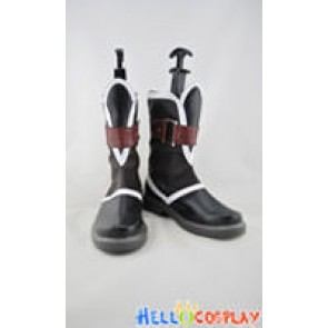 Final Fantasy Type-0 Cosplay Shoes Kurasame Boots