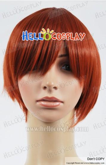 Axis Powers Hetalia APH Cosplay Italy Wig