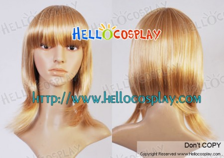 Axis Powers Hetalia APH Cosplay Liechtenstein Wig