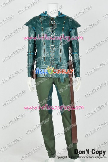 Doctor 8 Robin Hood Cosplay Costume