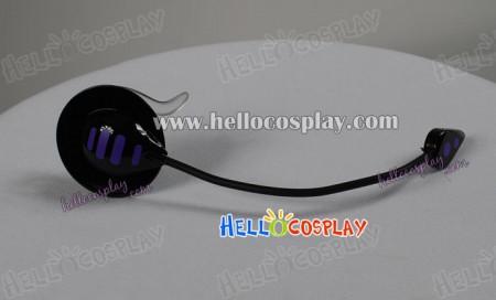 Vocaloid Cosplay Kamui Gakupo Kaito Purple Headphone