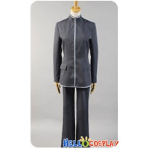 Accel World Cosplay Cyan Pile Costume School Boy Uniform