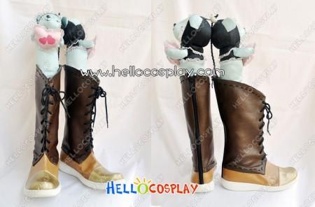 Ys Origin Cosplay Yunica Tovah Boots