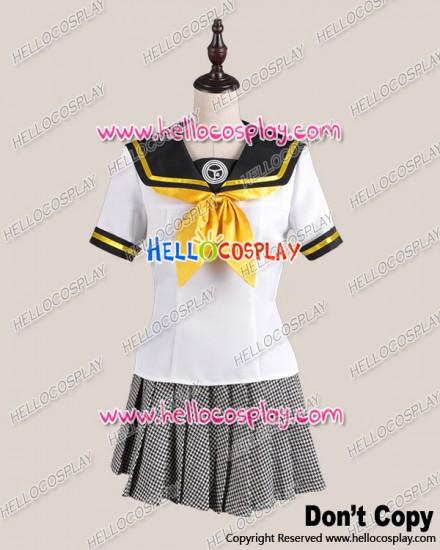 Persona 4 Shin Megami Tensei P4 Cosplay School Girl Uniform Costume