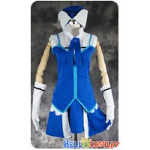 Fairy Tail Cosplay Juvia Lockser Loxar Costume