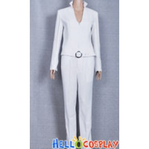 X-men Emma Frost White Queen Cosplay Costume