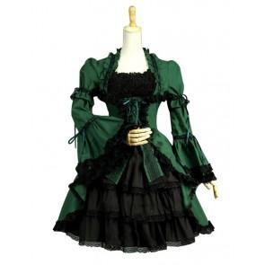 Victorian Lolita Princess Steampunk Gothic Lolita Dress