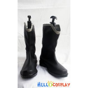 Tales of Vesperia Cosplay Raven Boots