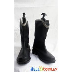 Tales of Vesperia Cosplay Raven Boots