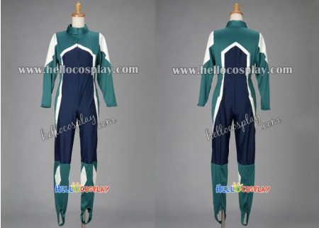 Mobile Suit Gundam 00 Cosplay Costume Lockon Stratos Uniform