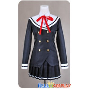 OniAi Akiko Himenokouji Cosplay Costume School Girl Uniform