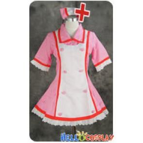 Vocaloid 2 Cosplay Hatsune Miku Nurse Sister Costume