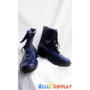 Touhou Project Cosplay Watatsuki No Toyohime Short Boots